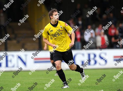 2011-07-19 / Voetbal / seizoen 2011-2012 / Berchem Sport / Senne Willems..Foto: mpics