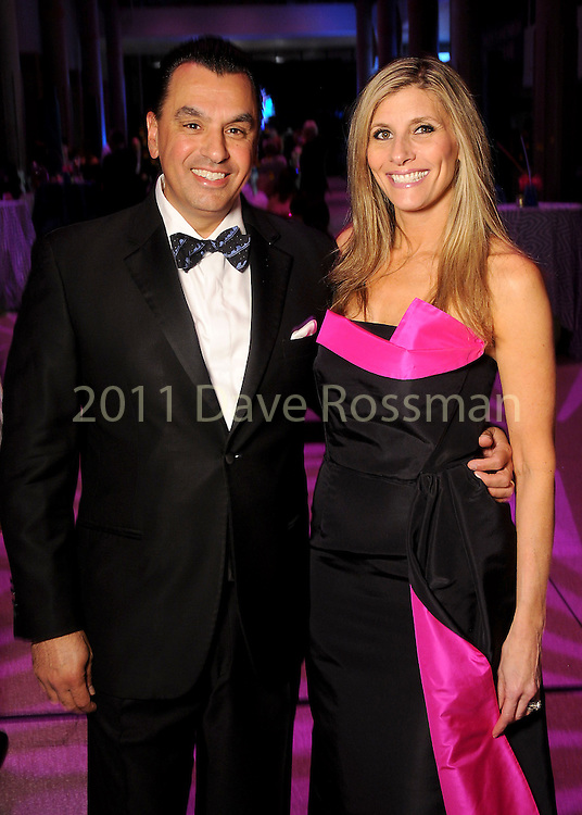 Gina and Dr. Devinder Bhatia at the Big Bang Ball at the Houston Museum of Natural Science Saturday March  04,2017. (Dave Rossman Photo)