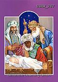 Randy, HOLY FAMILIES, HEILIGE FAMILIE, SAGRADA FAMÍLIA, paintings+++++CC-3-Kings-and-Baby-randy-sm,USRW287,#xr#