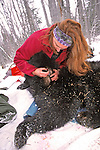 Kris Timmerman Taking Blood From Black Bear #5