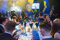 Picture by Allan McKenzie/SWpix.com - 07/03/2017 - Commercial - Leeds Sports Awards 2017 - First Direct Arena, Leeds, England - Leeds Sports Awards, The Brief.
