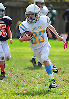 PJFL Chargers Action 2016. (Photo by AGP Photography)