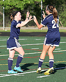 Detroit Country Day vs Gross Ile, Girls Varsity Soccer, 6/3/14