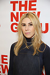 Zosia Mamet attends the photo call for The New Group's World Premiere of Hamish Linklater's 'The Whirligig'  at the New 42nd Street Studios on April 3, 2017 in New York City.