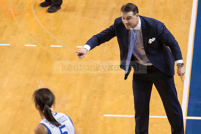 of the Kentucky Wildcats during the game against the South Carolina Gamecocks at Memorial Coliseum on Sunday, March 1, 2015 in Lexington, Ky. Kentucky defeated South Carolina 67-56. Photo by Michael M Reaves   Staff.