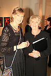 Siobhan Seberry and Felicity Matthews at the Highlanes Gallery..Picture: Shane Maguire / www.newsfile.ie