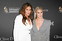 BEVERLY HILLS, CA- FEBRUARY 09: Caitlyn Jenner and Sophia Hutchins at the Clive Davis Pre-Grammy Gala and Salute to Industry Icons held at The Beverly Hilton on February 9, 2019 in Beverly Hills, California.      <br /> CAP/MPI/IS<br /> &copy;IS/MPI/Capital Pictures