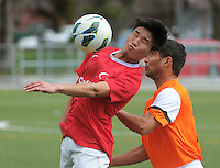 131005 Football - Upper Hutt Multi-Ethnic World Cup