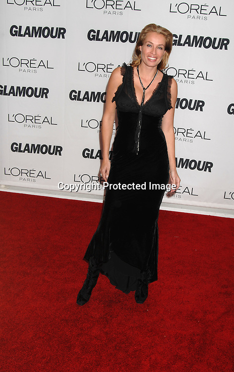 "Frederique Van Der Wal..arriving at The Glamour Magazine's 2006  ""Women of the Year"" Awards on October 30, 2006 at Carnegie Hall. ..Robin Platzer, Twin Images"
