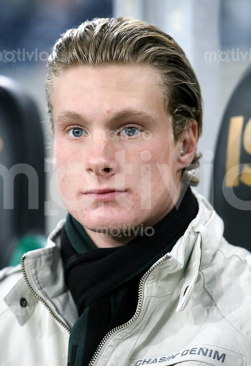 Fussball  1. Bundesliga  Saison 2006/2007 Marcell JANSEN (Borussia Moenchengladbach)