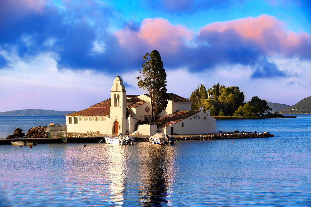 Corfu Wallpaper Collection 15 Wallpapers
