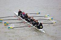 Crew: 233   Barts &amp; The London   W Novice<br /> <br /> Quintin Head 2018<br /> <br /> To purchase this photo, or to see pricing information for Prints and Downloads, click the blue 'Add to Cart' button at the top-right of the page.