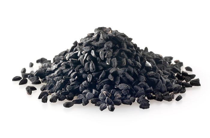 Black Onion seeds stock photos
