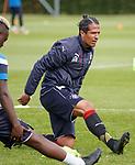 07.05.2018 Rangers training: Bruno Alves