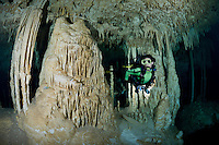 cenote and cave photos