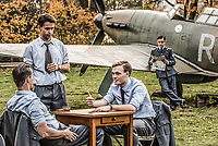 Squadron 303 (2018)<br /> *Filmstill - Editorial Use Only* see Special Instructions.<br /> CAP/PLF<br /> Image supplied by Capital Pictures