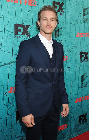 HOLLYWOOD, CA - APRIL 13: Ryan Dorsey attends the series finale screening of FX's Justified, presented by FX & Sony Pictures Television at the Ricardo Montalban Theatre on April 13, 2015 in Hollywood, California. Credit: PGFM/MediaPunch