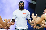 LeBron James at Rise Academy Challenge 2017