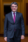 Spanish Minister of Energy, Tourism and Digital Agenda Alvaro Nadal during the prensentation of Rajoy's New Government at Moncloa Palace in  Madrid, Spain. November 04, 2016. (ALTERPHOTOS/Rodrigo Jimenez)