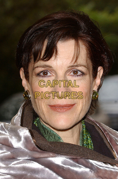 HARRIET WALTER  .The Evening Standard Thatre Awards 2005 at the Savoy, London, UK. .November 28th, 2006.Ref: BEL.headshot portrait.www.capitalpictures.com.sales@capitalpictures.com.© Capital Pictures.