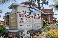 Route 66 Promenade in Glendora
