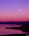 Lake Tahoe Scenic Moon