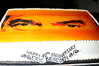 LOS ANGELES - FEB 7:  Cake at the Eric Braeden 40th Anniversary Celebration on The Young and The Restless at the Television City on February 7, 2020 in Los Angeles, CA
