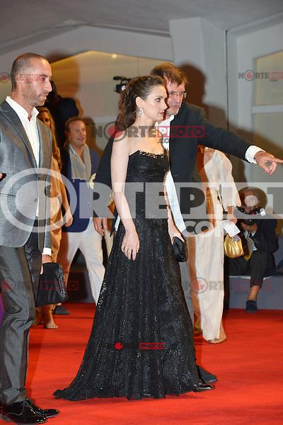 VENICE, ITALY - AUGUST 30: Actress Winona Ryder attends 'The Iceman' Premiere during the 69th Venice International Film Festival at Palazzo del Casino on August 30, 2012 in Venice, Italy AFG / Mediapunchinc /NortePhoto.com<br /> <br /> **CREDITO*OBLIGATORIO** <br /> *No*Venta*A*Terceros*<br /> *No*Sale*So*third*<br /> *** No*Se*Permite*Hacer*Archivo**<br /> *No*Sale*So*third*