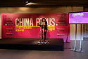 Ms Jackie Killeen, Director, Scotland British Council, gives a speech at the CHINA FOCUS press launch, Dovecot Gallery, Infirmary Street, Edinburgh, UK. This marks the launch of the inaugural annual theatre showcase at the Edinburgh Festival Fringe.