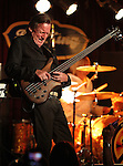 "August 10, 2010 New York: Singer / Musician Jack Bruce performs ""BB King's Blue Club"" on August 10, 2010 in New York City."