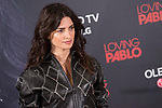 Spanish actress Penelope Cruz attends to presentation of film 'Loving Pablo' in Madrid , Spain. March 06, 2018. (ALTERPHOTOS/Borja B.Hojas)
