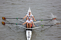 Crew: 163  Tideway Scullers School - W 2x Championship<br /> <br /> Pairs Head 2019<br /> <br /> To purchase this photo, or to see pricing information for Prints and Downloads, click the blue 'Add to Cart' button at the top-right of the page.