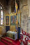 Church of Saint Mary, Berkeley, Gloucestershire, England, UK war memorial chapel