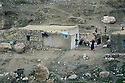 Iraq 2015  A Yezidi house spared by the destructions by Daesh  <br />