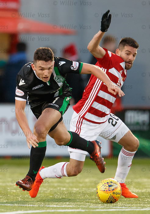 John McGinn and Antonio Rojano