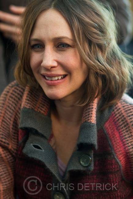 "Chris Detrick  |  The Salt Lake Tribune.Vera Farmiga talks about the movie, ""Goats,"" during the 2012 Sundance Film Festival Tuesday January 24, 2012."