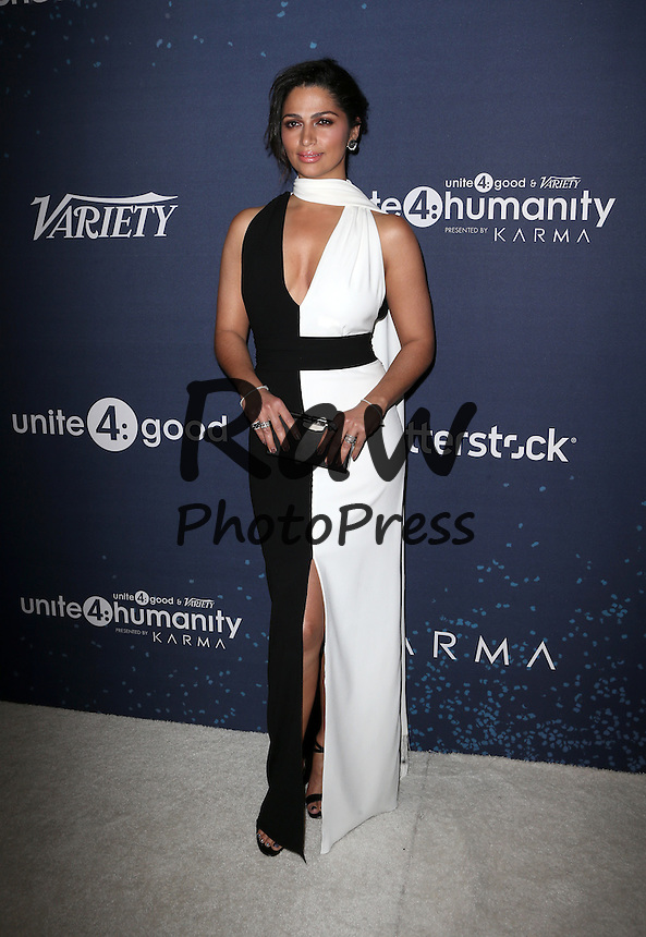 La gala 'Unite4Humanity' se ha celebrado en Beverly Hills.<br /> <br /> Beverly Hills, CA - February 25 3rd Annual unite4:humanity at Montage Hotel On February 25, 2016. Photo Credit: Faye Sadou / Retna Ltd