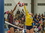 RHAM vs Farmington Girls Volleyball CIAC Class L Final 2014