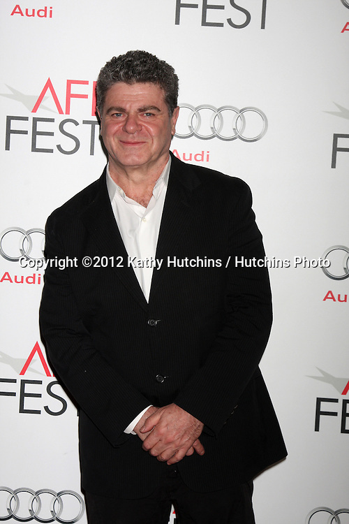 """LOS ANGELES - NOV 3:  Gustavo Santaolalla arrives at the AFI Film Festival 2012  """"On the Road"""" Gala Screening at Los Angeles on November 3, 2012 in Graumans Chinese Theater, CA"""