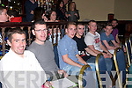 "The Cube: Taking part in  ""The Cube ""  game show organized by Listowel Ladies GAA at the Listowel Arms Hotel on Saturday night last were contestants Brendan Griffin, Brendan Guiney, Ben Landy, Aidan Galvin, Dave Elston & Thomas Enright."