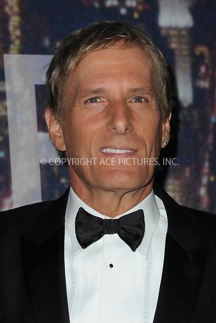 WWW.ACEPIXS.COM<br /> February 15, 2015 New York City<br /> <br /> Michael Bolton walking the red carpet at the SNL 40th Anniversary Special at 30 Rockefeller Plaza on February 15, 2015 in New York City.<br /> <br /> Please byline: Kristin Callahan/AcePictures<br /> <br /> ACEPIXS.COM<br /> <br /> Tel: (646) 769 0430<br /> e-mail: info@acepixs.com<br /> web: http://www.acepixs.com