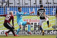 08.02.2015: FSV Frankfurt vs. 1. FC Nuernberg