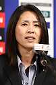 Nadeshiko Japan post World Cup press conference