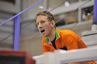 SPEEDSKATING: CALGARY: 13-11-2015, Olympic Oval, Jan Blokhuijsen, ©foto Martin de Jong