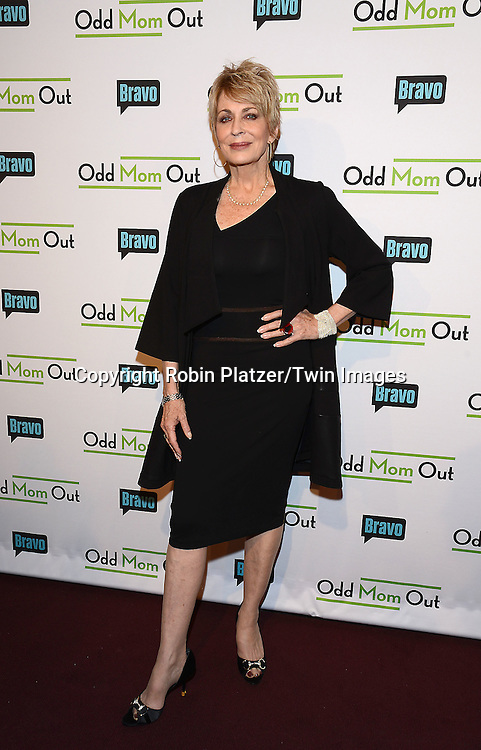 actress Joanna Cassidy attends the &quot;Odd Mom Out&quot; Screening, which is Bravo's first scripted half-hour comedy from Jill Kargman,  on June 3, 2015 at Florence Gould Hall in New York City, New York, USA.<br /> <br /> photo by Robin Platzer/Twin Images<br />  <br /> phone number 212-935-0770