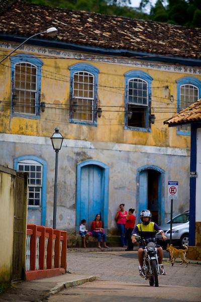 Prados_MG, Brasil..Fachada de Casarao historico em Prados, Minas Gerais..Colonial House facade in Prados, Minas Gerais..Foto: JOAO MARCOS ROSA / NITRO