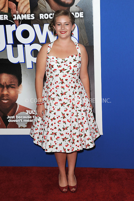 WWW.ACEPIXS.COM<br /> July 10, 2013...New York City <br /> <br /> Ada-Nicole Sanger attending the Columbia Pictures New York Screening of &quot;Grown Ups 2&quot;  at AMC Loews Lincoln Square on July 10, 2013 in New York City.<br /> <br /> Please byline: Kristin Callahan... ACE<br /> Ace Pictures, Inc: ..tel: (212) 243 8787 or (646) 769 0430..e-mail: info@acepixs.com..web: http://www.acepixs.com