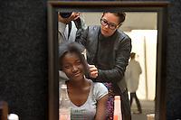 Wellington Fashion Week 2013 Vaughan Geeson and Sate of Grace Show at Wellington Fashion Week Show Room, Odlin's Plaza, Wellington, New Zealand on Saturday 6 April 2013.<br /> Photo by Masanori Udagawa<br /> .www.photowellington.photoshelter.com