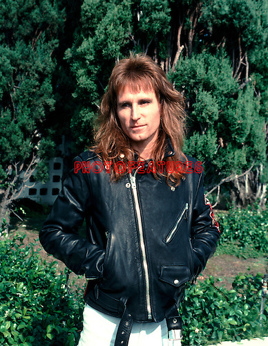 Bad English 1989 John Waite.© Chris Walter.