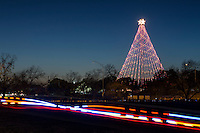 Visiting the Zilker Holiday Tree is a fun family friendly activity.